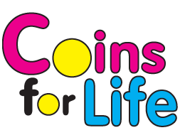 Coins for Life Logo